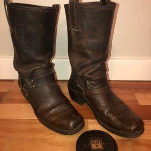 Frye Harness 12R Women's Boots